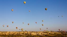 Cappadocia Ballone Lizenzfreies Stockbild