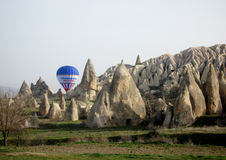 Cappadocia ballons Royalty Free Stock Photo