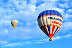 Cappadocia ballons Stock Images