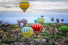 Cappadocia -Balloon Royalty Free Stock Photography