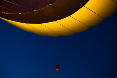 Cappadocia balloons Stock Photos