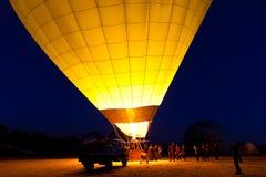 Cappadocia balloons Royalty Free Stock Photography