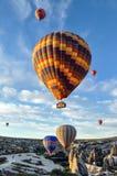 Cappadocia balon Obrazy Stock