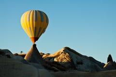 Cappadocia baloon fun. Royalty Free Stock Image