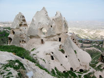Cappadocia cave city Stock Photo