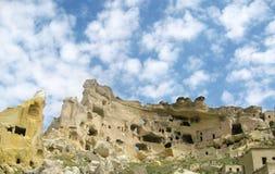 Cappadocia cave city Stock Photography