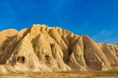 Cappadocia cave city view Royalty Free Stock Photography