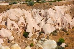 Cappadocia Cave houses, Turkey Stock Image