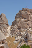Cappadocia cave houses Stock Photo