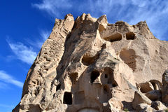 Cappadocia caves Royalty Free Stock Photography