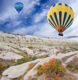Cappadocia, Central Anatolia, Turkey Royalty Free Stock Images