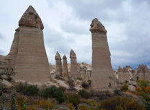 Cappadocia, Central Anatolia, Turkey Royalty Free Stock Image