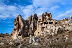 Cappadocia, Central Anatolia, Turkey Stock Images
