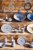 Cappadocia ceramiczny rynek obrazy stock