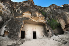 Cappadocia church Royalty Free Stock Image