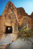 Cappadocia church Stock Photos