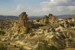 Cappadocia dal Arkivfoto