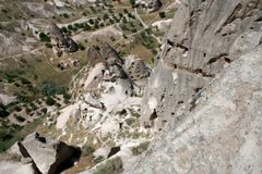 Cappadocia Details Royalty Free Stock Images