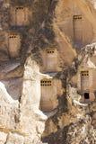 Cappadocia (die Türkei) stockbild
