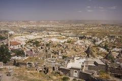 Cappadocia (die Türkei) lizenzfreies stockbild