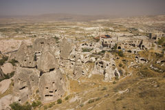 Cappadocia (die Türkei) Lizenzfreie Stockfotos