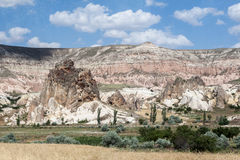 Cappadocia die Türkei Lizenzfreies Stockfoto