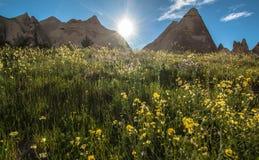 Cappadocia, die Türkei Stockfotografie