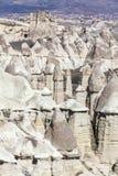 Cappadocia dolina indyk Fotografia Royalty Free