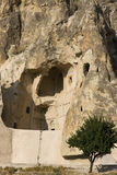 Cappadocia - Exterior church of Goreme Open Air Mu Royalty Free Stock Image
