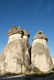 Cappadocia Fairy Chimney Landscape, Travel Turkey Stock Photography