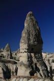 Cappadocia fantastiskt landskap Gereme Arkivbild