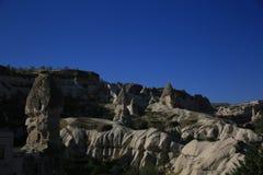 Cappadocia fantastiskt landskap Gereme Royaltyfria Bilder