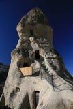 Cappadocia fantastiskt landskap Gereme Royaltyfri Fotografi