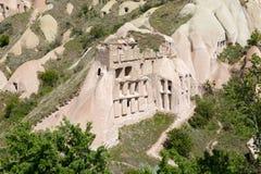 Cappadocia gołębia dolina Zdjęcie Royalty Free