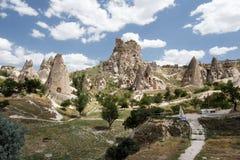 cappadocia goreme 库存照片