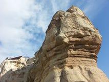 Cappadocia Goreme Foto de archivo libre de regalías