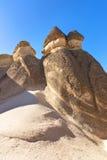 Cappadocia,  Goreme national park Royalty Free Stock Image