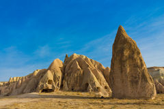Cappadocia, Goreme Royalty Free Stock Photography