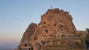 Cappadocia Goreme uchisar Fotos de archivo libres de regalías
