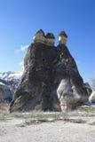 Cappadocia Fairy Chimney Landscape, Travel Turkey Royalty Free Stock Photos