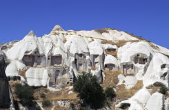 Cappadocia home Royalty Free Stock Photo
