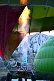Cappadocia hot air ballon Stock Photos
