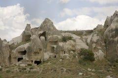 Cappadocia kalkon Arkivfoton