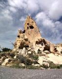 cappadocia kalkon Royaltyfri Fotografi