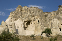 Cappadocia -Karanlik Kilise, Goreme Open Air Museu Stock Photos