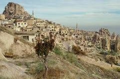 Cappadocia - la Turchia Fotografia Stock Libera da Diritti