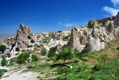 Cappadocia - la Turchia Immagini Stock Libere da Diritti