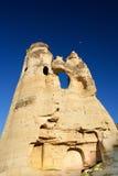 Cappadocia - la Turchia, camini leggiadramente Fotografie Stock Libere da Diritti