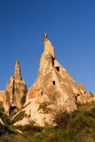 Cappadocia - la Turchia, camini leggiadramente Fotografie Stock