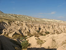 Cappadocia landscape Royalty Free Stock Photography